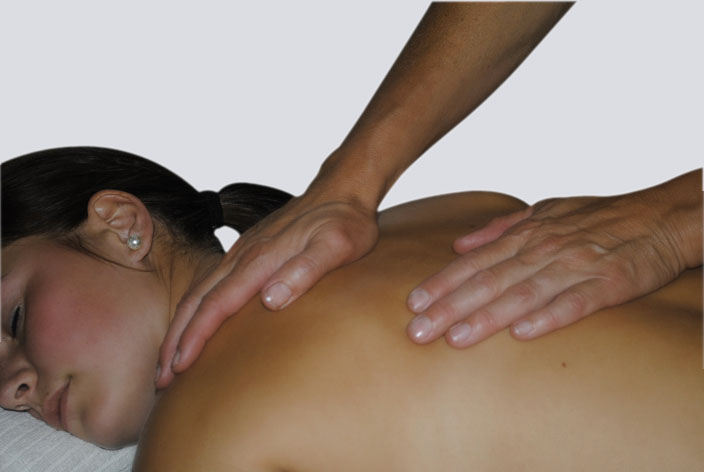 svensk mjuk massage tumba